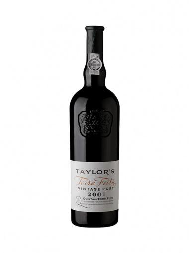 Taylor's Terra Feita Vintage 2001
