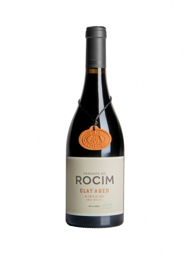 Herdade Do Rocim Clay Aged Tinto 2018