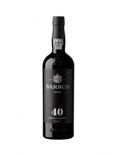 Barros 40 Anos