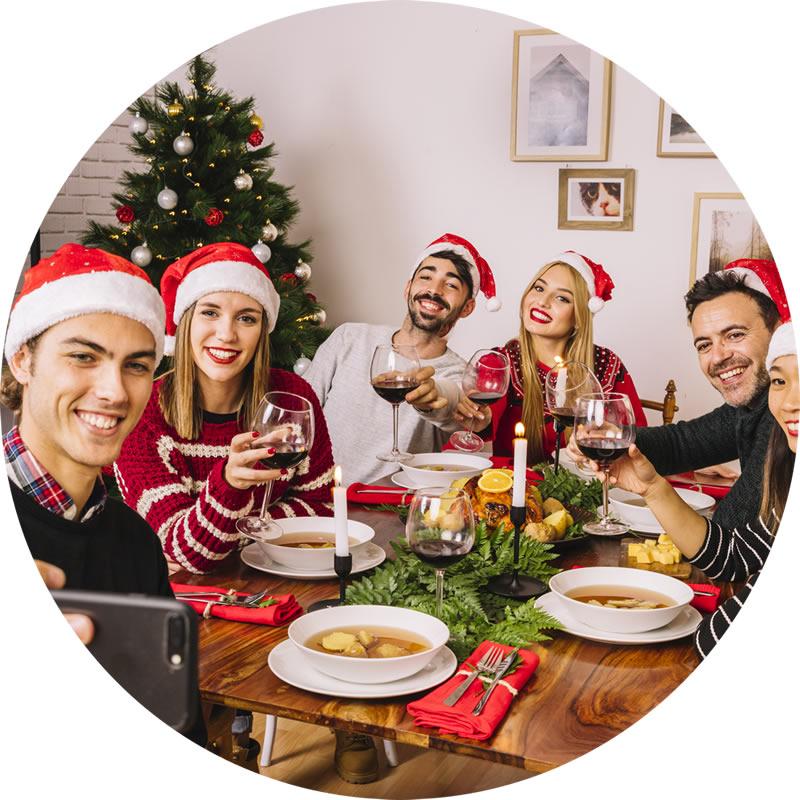 Noite de Natal: Escolha o vinho certo para a ceia perfeita!